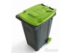 K 2019:ENGEL用回收材料生产微型垃圾箱