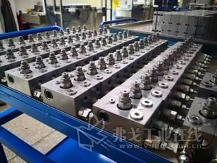 深圳市桑特液压技术有限公司是负载控制阀和螺纹插装阀集成阀块的领先制造商