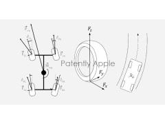 苹果新专利:一体化底盘控制系统 可集中协调所有底盘传动装置