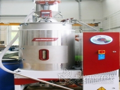 威猛轮式除湿干燥机用于木塑复合物的干燥性能研究