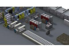 用于制造储氢罐和压缩天然气罐的创新的复合材料自动化生产线