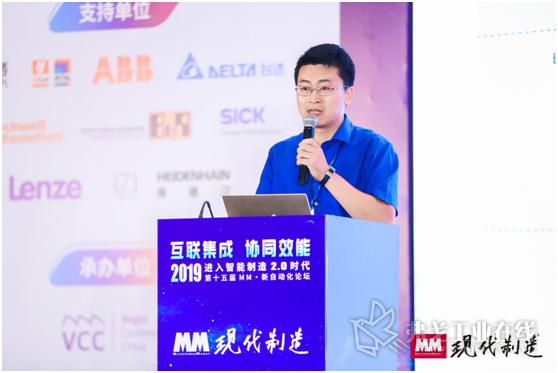 伦茨(上海)传动系统有限公司应用工程与技术支持总监孙政华