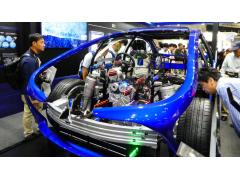 日本汽车零部件企业研发支出稳定增长 到2022年或翻一倍