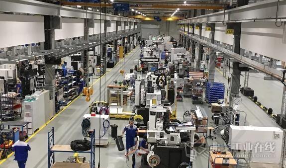 GF加工方案比尔新工厂