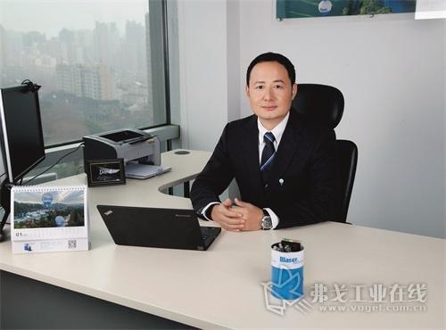 巴索国际贸易(上海)有限公司总经理 刘刚先生