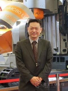 科德数控股份有限公司总经理陈虎先生