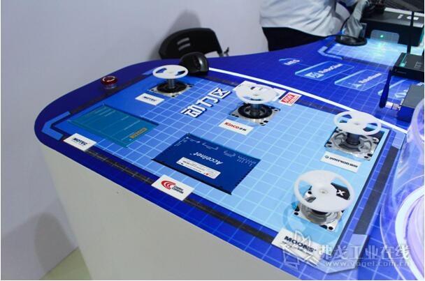 仙知机器人展品