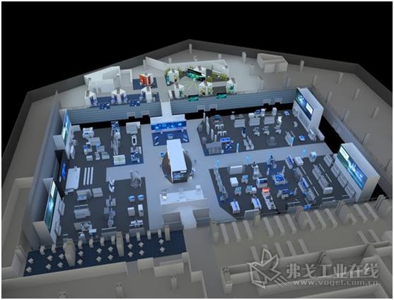 新闻图片_西门子将展示扩展的数字化企业产品组合, 高效利用数字化数据