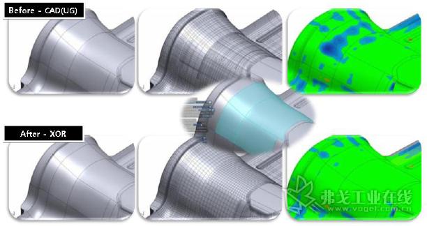 使用CAD Correct功能进行CAD扫描修正