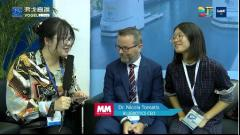 BLUEBOTICS CEO专访—2019 CeMAT ASIA