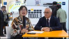 摩登纳高端采访—2019 CeMAT ASIA