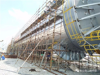 浙石化炼化一体化项目