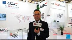 UBC展品介绍-PTC ASIA 2019