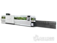 BLM集团:装配主动扫描装置ACTIVE SCAN的LT FIBER激光切管机