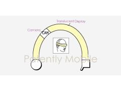 索尼AR遮阳板专利可避免游戏玩家分心 也适用于汽车仪表盘显示器