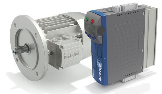 BSR+ACU同步磁阻驱动系统