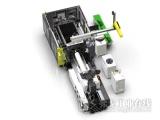 博创展示汽车前格栅智能生产系统