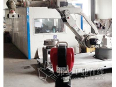 API跟踪仪使得捷克水泥制造商可以轻松地对30英尺长和直径为15英尺的部件进行测量