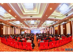 中国汽车工程学会汽车非金属材料分会 第八届年会在武汉隆重召开