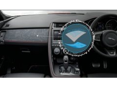 捷豹路虎LESA技术 或用曲面屏代替仪表盘