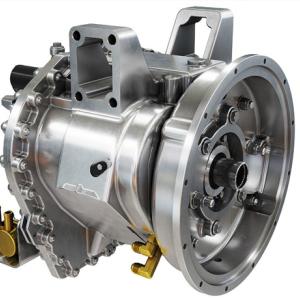 伊顿将推新款4速变速箱 专为重型电动商用车设计
