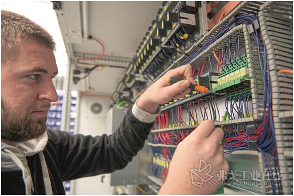 在Eplan Smart Wiring的帮助下一步步完成电气控制柜的电缆布线任务