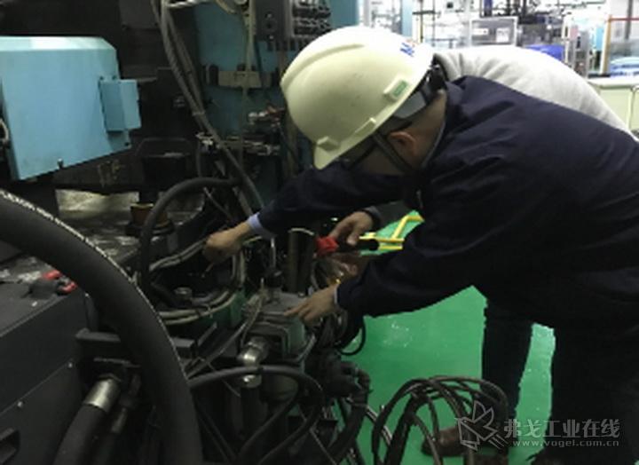 埃克森美孚油品工程师现场服务