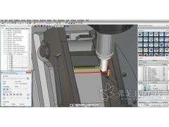CAM软件在车间五轴加工中的重要作用