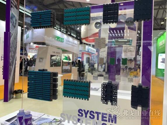 SystemPlast艾仕普全新 iCof 在线输送监测系统