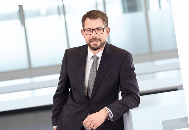 巴鲁夫集团董事总经理Florian Hermle先生