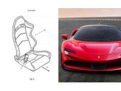 法拉利申请驾驶员操纵杆专利 拉动操纵杆让汽车加速/减速/刹车/转向
