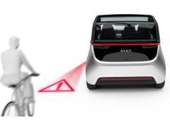 德国公司推出创新MLA技术 可将车辆投影到路面且不失真