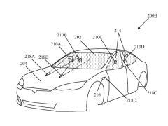特斯拉新专利 用激光束清洁汽车玻璃