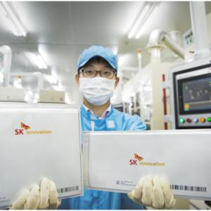 投资73.82亿!SK创新在江苏盐城建电池厂供应给起亚汽车