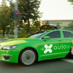 目标东南亚 AutoX即将组建无人车队