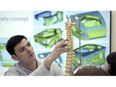雷尼绍联手合作伙伴力证增材制造技术在制造脊柱植入体方面极具优势