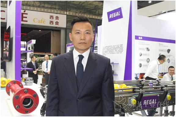雷勃企业管理(上海)有限公司亚太区销售及市场总监张斌