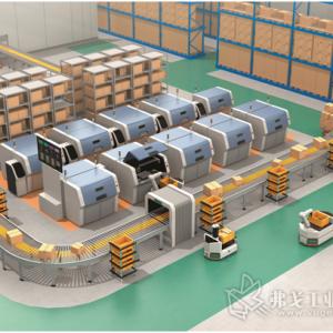 未来工厂向智能化发展