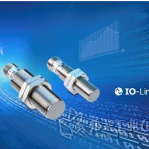 不留任何漏洞——IO-Link接口电感式传感器提供全面的诊断数据,可最大限度提高过程安全性