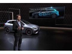 奔驰CEO康林松确认2020年推入门级纯电动车EQA