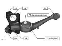 汽车悬架结构件性能提升开发