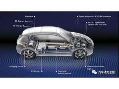 奔驰A级插电混系统(M282+8F-DCT+P2)技术解析