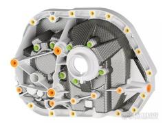 使用复合材料来提高电气传动装置的功率密度并减小装置尺寸