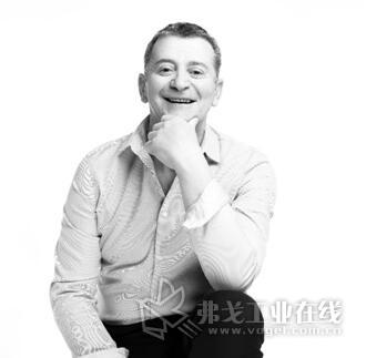 Jean-François Martins(马丁)先生 山高刀具大中华区董事总经理
