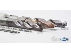 MAPAL:新型钢材料钻孔系列