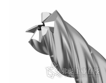 带断屑器、内冷功能、锥芯和创新的容屑槽设计,KOR5将改变铝加工的面貌