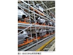 车身自动立体仓库在乘用车主机厂中的应用