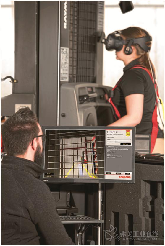 VR模拟器