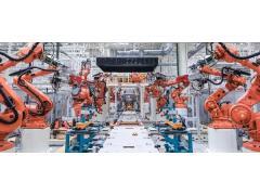 探秘蔚来ES8全铝车身生产线,白车身用7种连接技术