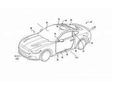 福特顶棚式挡风玻璃专利:让更多阳光照进车内